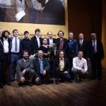 Жюри, лауреаты и организаторы конкурса-фестиваля