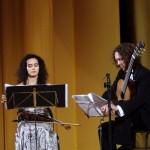 Концерт фестиваля, Алена Баева и Дмитрий Илларионов