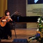Концерт фестиваля, Анастасия Бардина