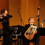 Концерт фестиваля, Дуэт Татьяна Ларина и Дмитрий Татаркин